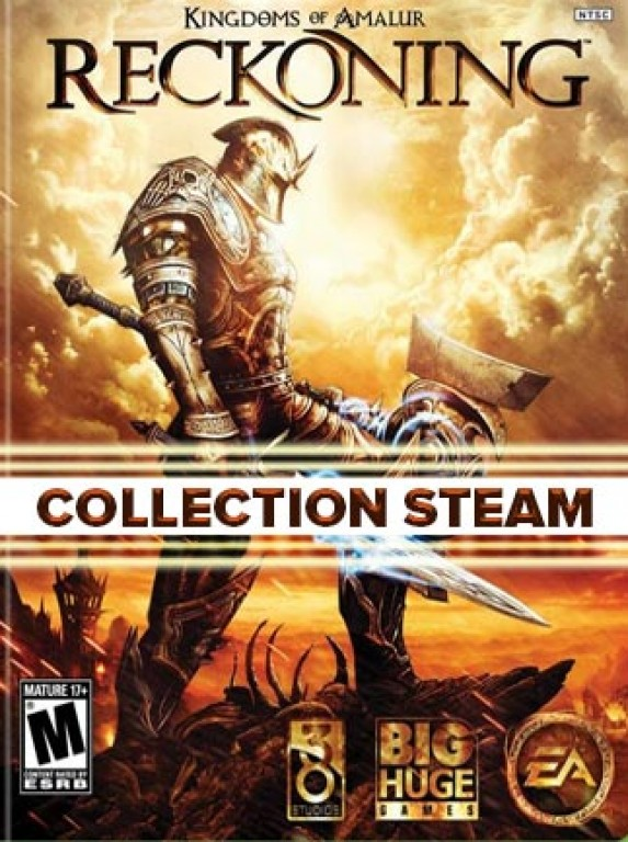 لعبة Kingdoms Of Amalur Reckoning Collection