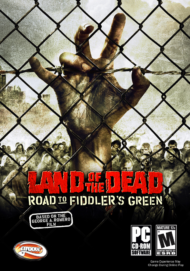 لعبة Land of the DeadRoad to Fiddler Green