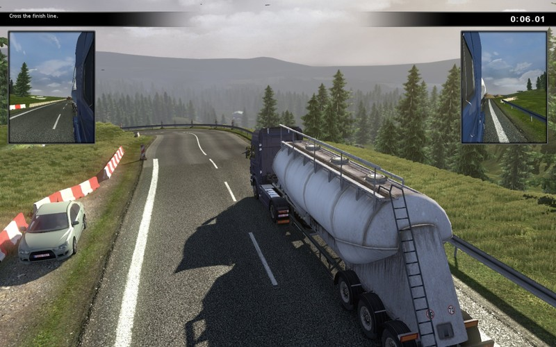 Scania Truck Driving Simulator The Game,محاكاة الشاحنات