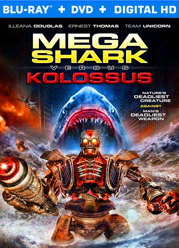 فيلم Mega Shark vs. Kolossus 2015 مترجم