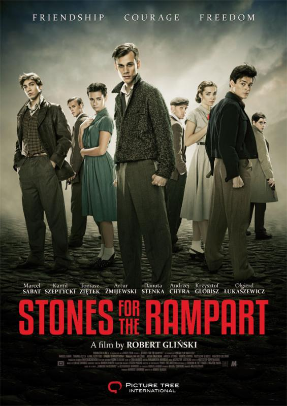 فيلم Stones for the Rampart 2014 مترجم