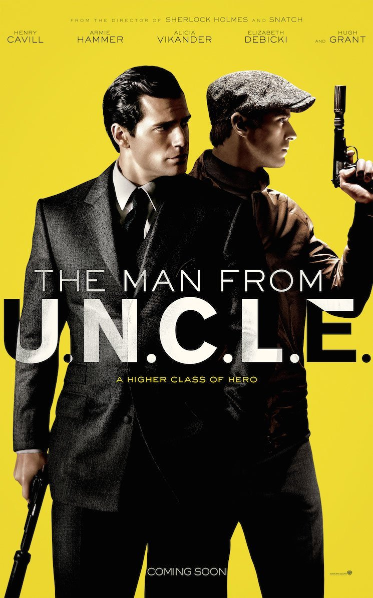 الـ SoundTrack لفيلم 2015 The Man from U.N.C.L.E