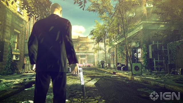 هيتمان,الاكشن,Hitman Absolution Professional Edition,Hitman,Hitman Absolution,PROPHET