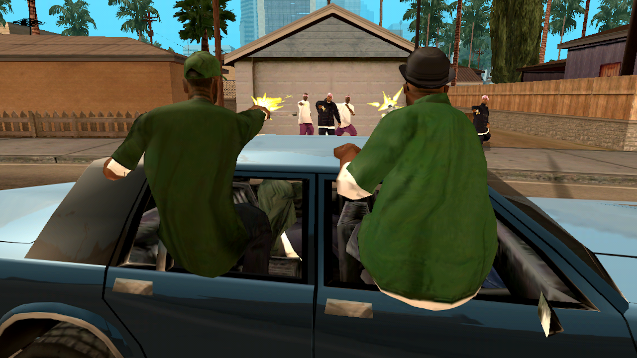 Grand Theft Auto,Grand Theft Auto: San Andreas,Grand Theft Auto: San Andreas android,android