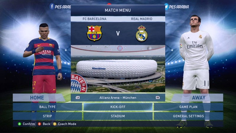 PES 2015 Summer Edition,Summer Edition,PES 2015,باتش بيس 2015,باتش بيس,باتش pes 2015,باتش 2015