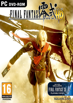 لعبة FINAL FANTASY TYPE 0 HD