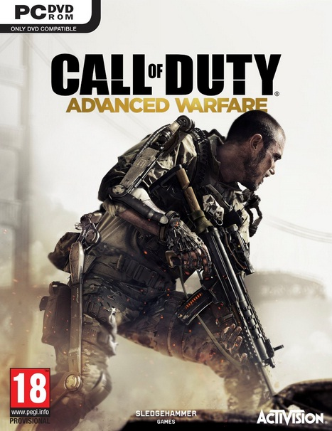 لعبة Call of Duty Advanced Warfare