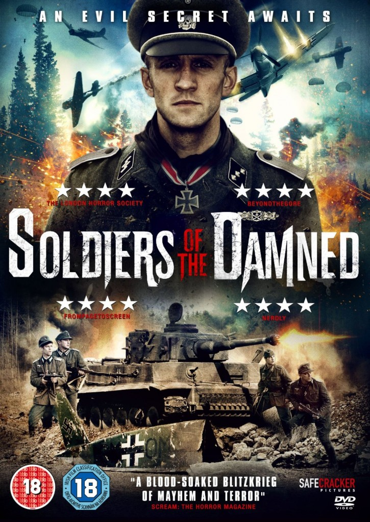 فيلم Soldiers of the Damned 2015 مترجم