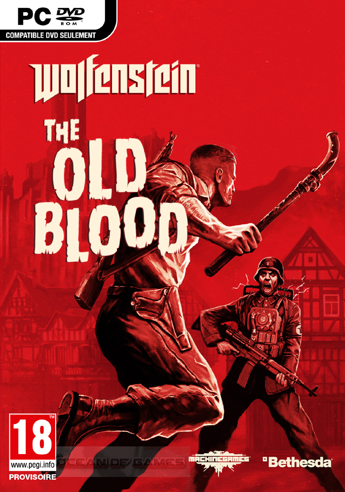 لعبة Wolfenstein The Old Blood