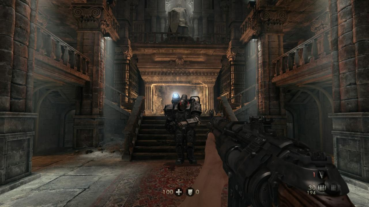 Wolfenstein The Old Blood,CODEX,الاكشن,الحروب