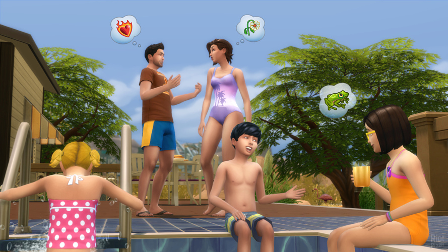 The Sims 4 Deluxe Edition,The Sims,The Sims 4,التسلية
