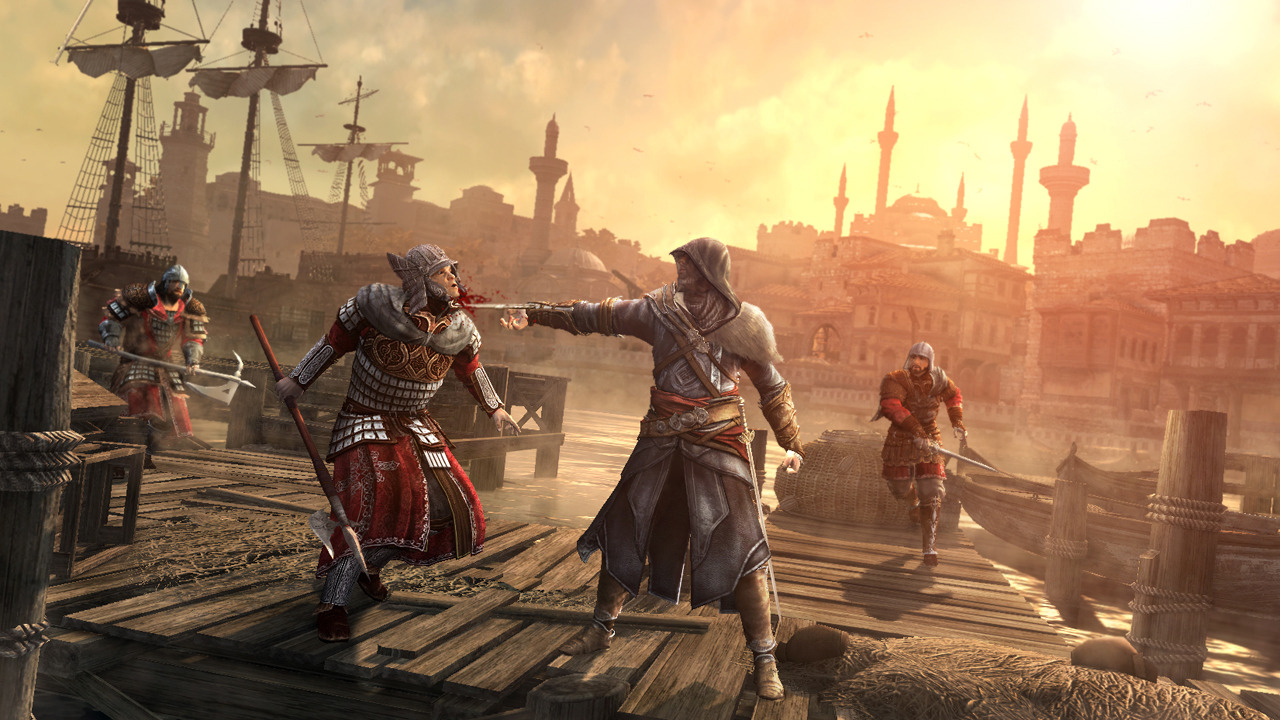 Assassin's Creed Revelations,Assassin's,Assassin's Creed,الاكشن