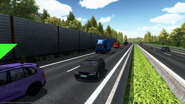 Autobahn Police Simulator,المحاكاة,Autobahn,Police,Simulator,RELOADED