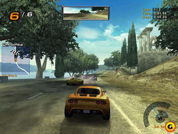 Need for Speed - Hot Pursuit 2,Need for Speed,ريباك,نيد فور سبيد,سباق السيارات