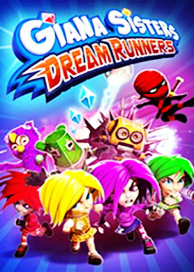لعبة Giana Sisters Dream Runners