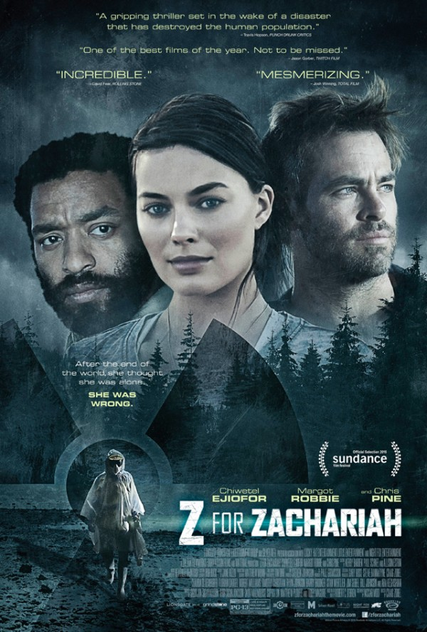 فيلم Z for Zachariah 2015 مترجم