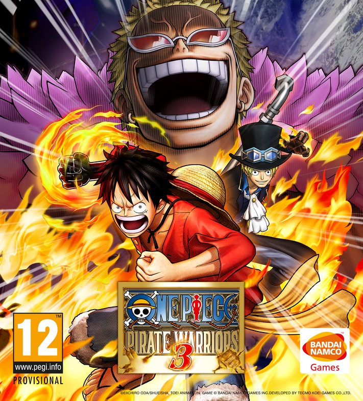 لعبة One Piece Pirate Warriors 3 بكراك CODEX