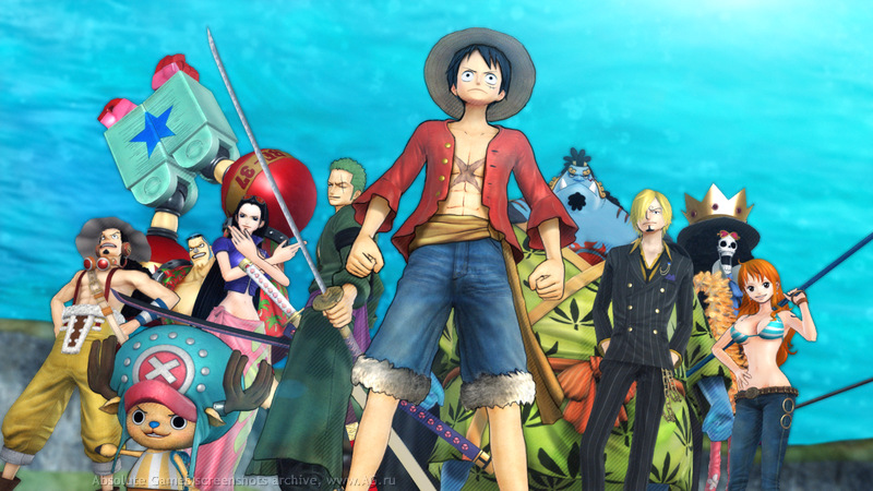 الاكشن,القتال,One Piece Pirate Warriors 3