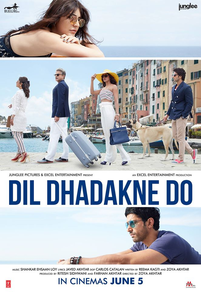 فيلم Dil Dhadakne Do 2015 مترجم