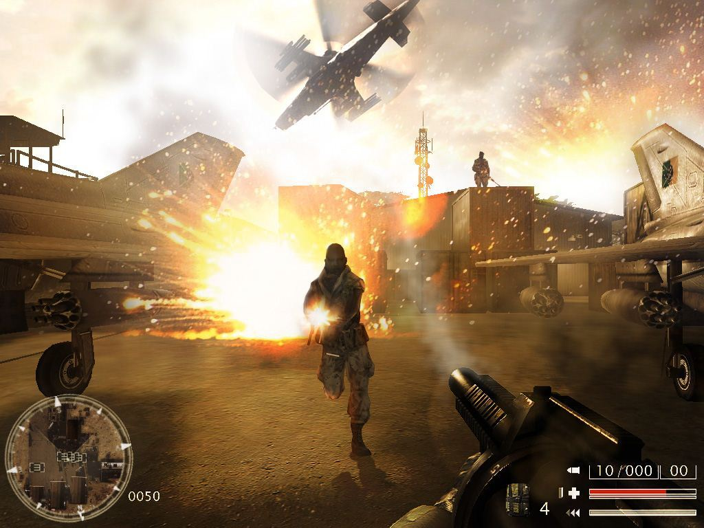 Code of Honor 3: Desperate Measures,Code of Honor 3,الاكشن,الحروب