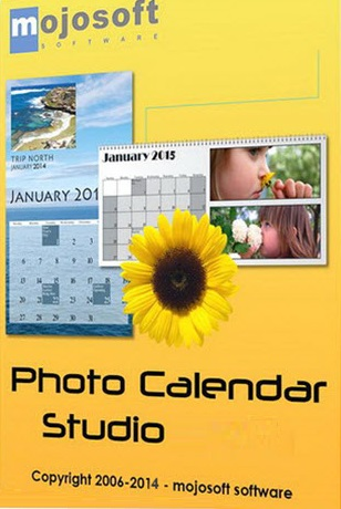 برنامج Mojosoft Photo Calendar Studio 2016 2.00