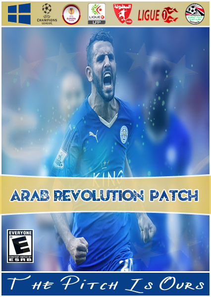 باتش Arab Revolution Patch V1.0 15/16