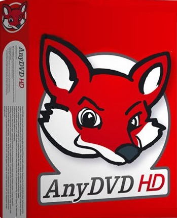 برنامج SlySoft AnyDVD & AnyDVD HD 7.6.4.0