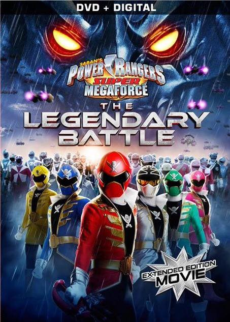 فيلم Power Rangers Super Megaforce: The Legendary Battle 2014 مترجم
