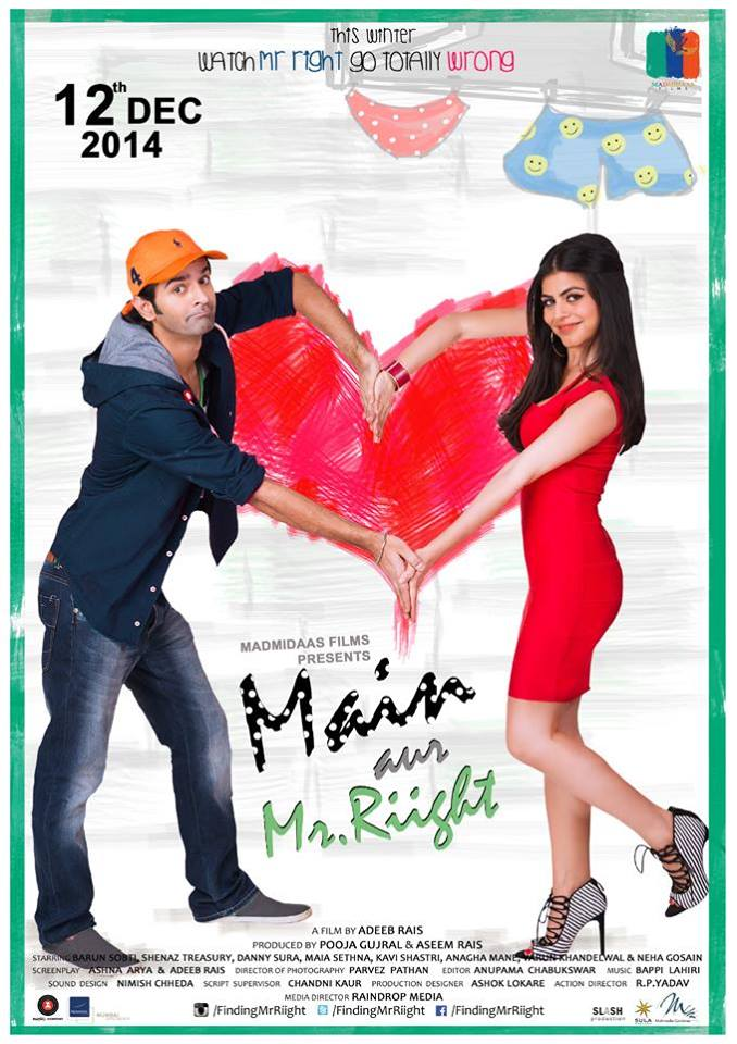 فيلم Main Aur Mr. Riight 2014 مترجم