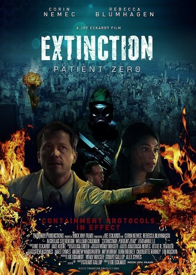 فيلم Extinction: Patient Zero 2014  مترجم