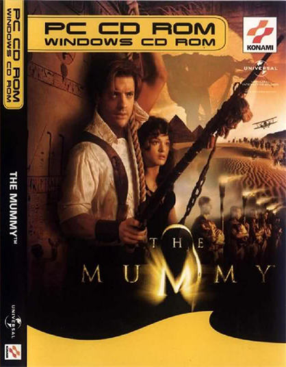 لعبة The Mummy