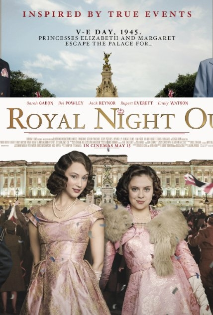 فيلم A Royal Night Out 2015 مترجم