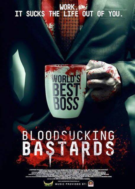 فيلم Bloodsucking Bastards 2015 مترجم