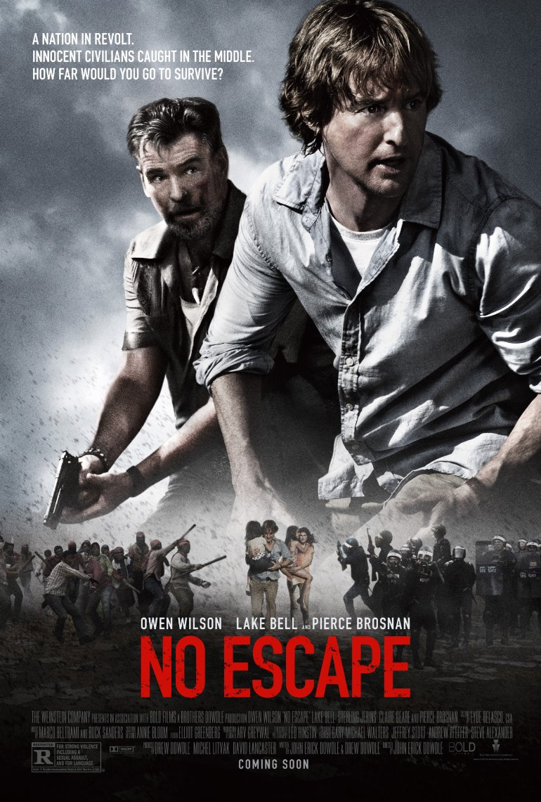 فيلم No Escape 2015 مترجم