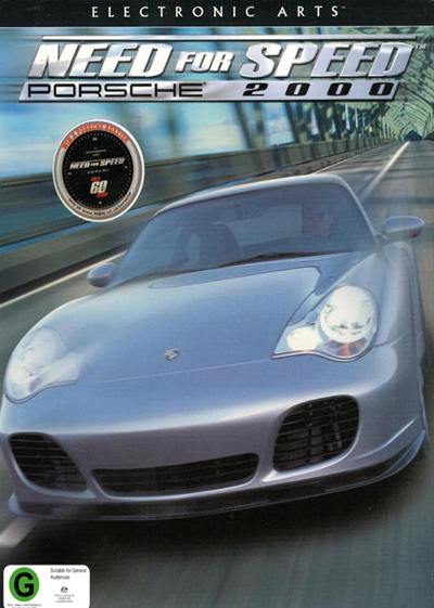 لعبة  Need For Speed Porsche 2000