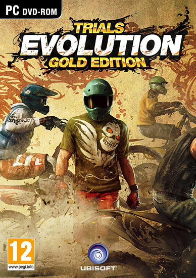 لعبة Trials Evolution: Gold Edition