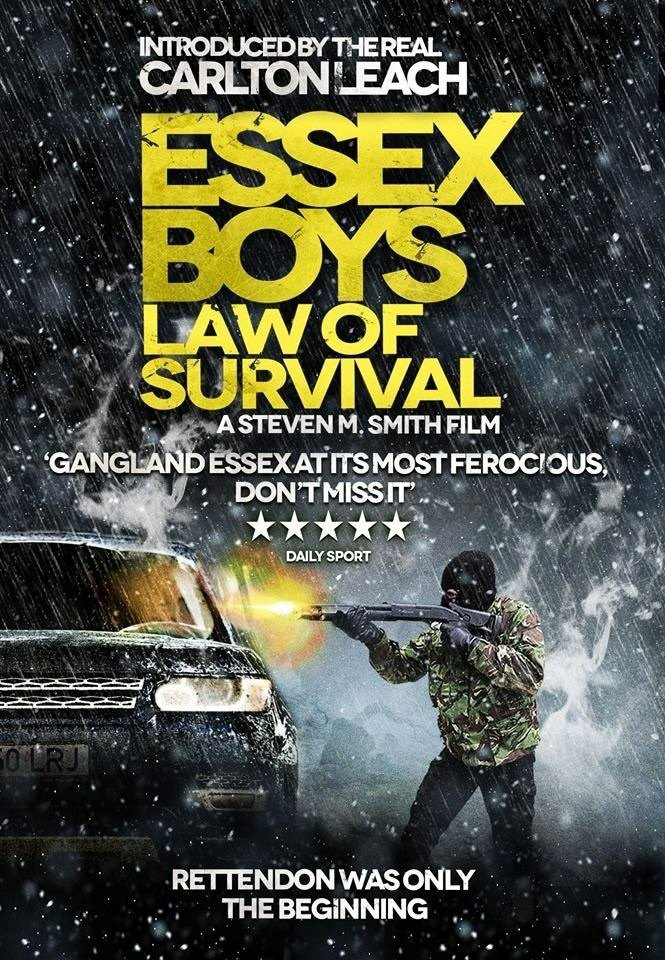 فيلم Essex Boys: Law of Survival 2015 مترجم