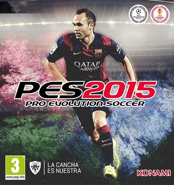 باتش Pesgalaxy Patch 2015 5.00