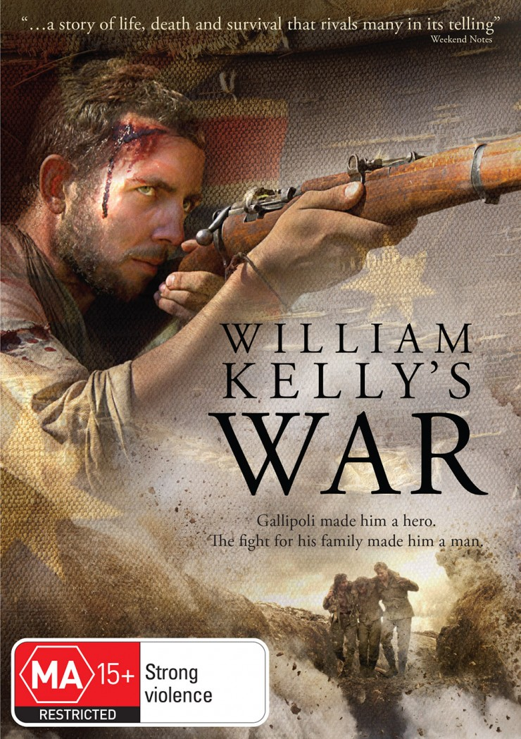 فيلم William Kelly's War 2015 مترجم