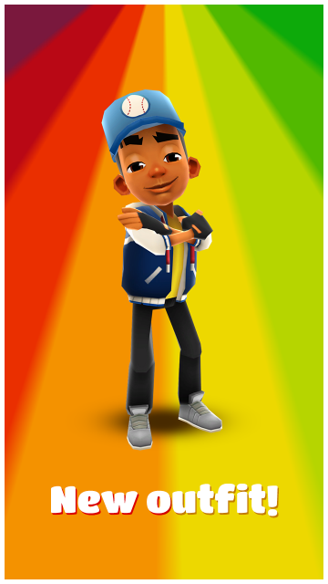 Subway Surfers New York,Subway,Subway Surfers,صبواي,صب واى