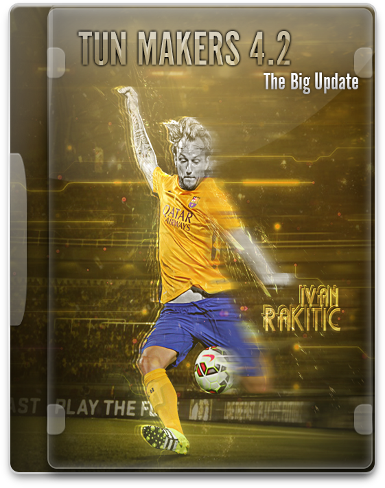 باتش tun makers 2015 patch 4.2
