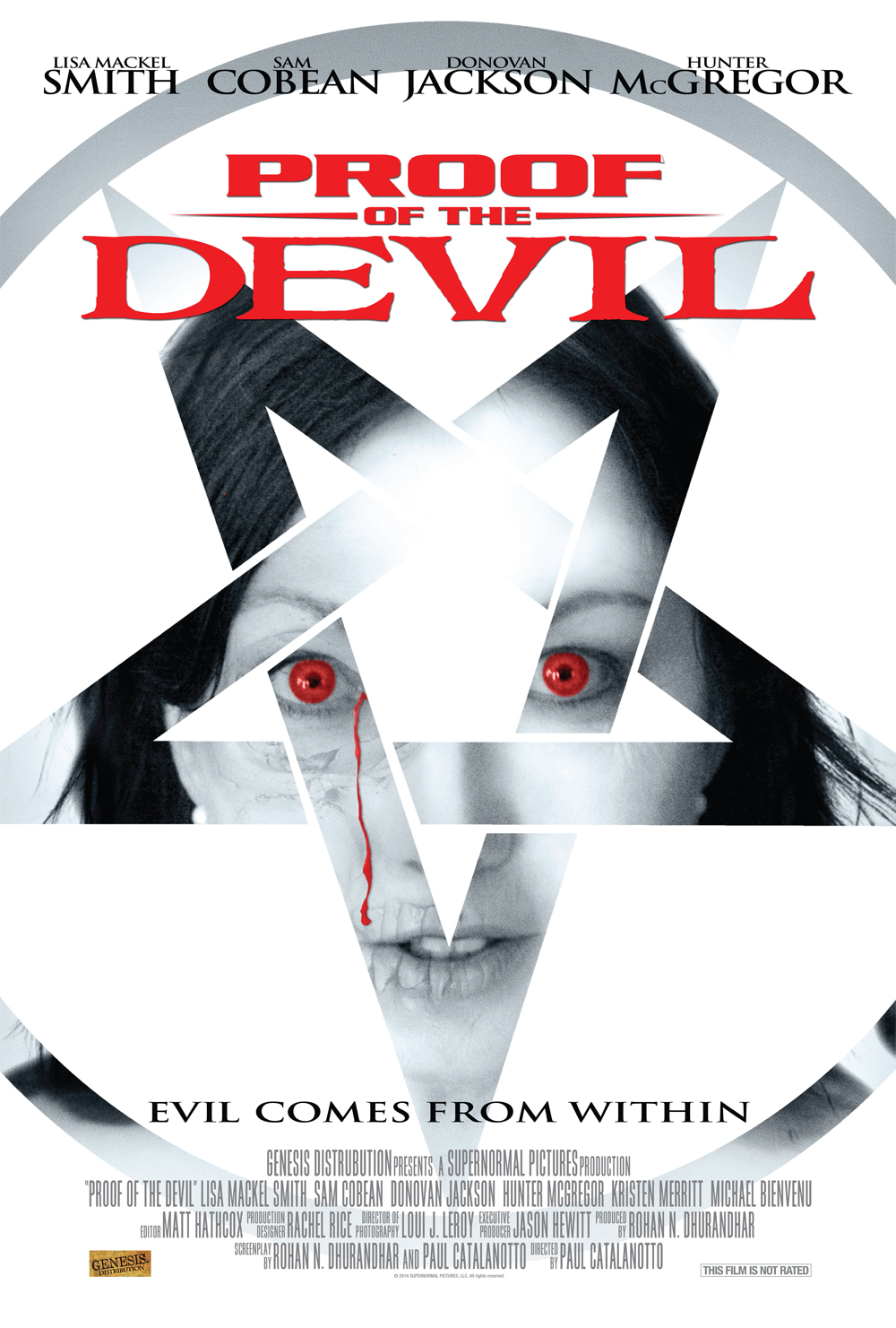 فيلم Proof of the Devil 2014 مترجم