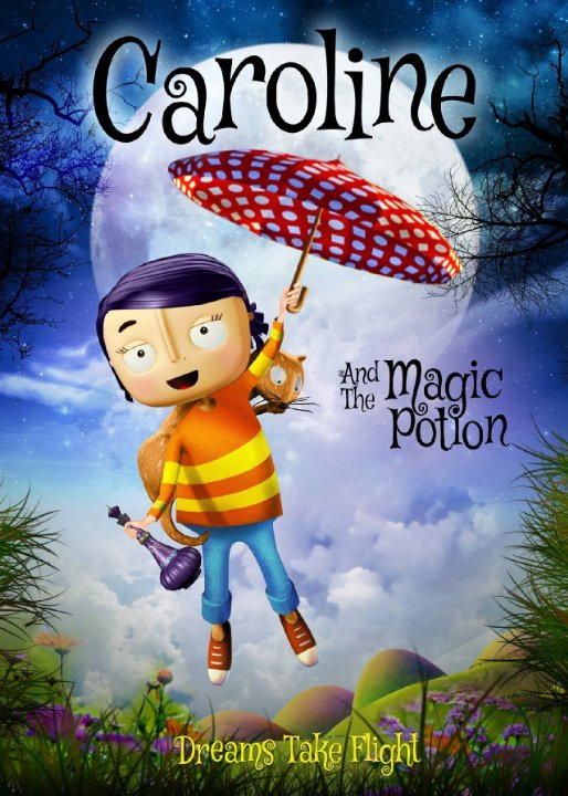 فيلم Caroline and the Magic Potion 2015 مترجم