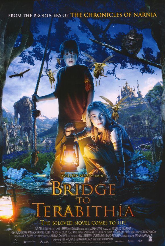 فيلم Bridge to Terabithia 2007 مترجم