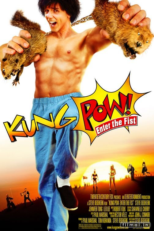 فيلم Kung Pow: Enter the Fist 2002 مترجم