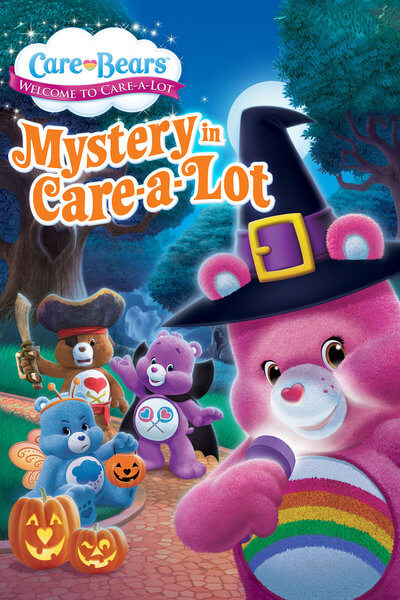 فيلم Care Bears Mystery in Care A Lot 2015 مترجم