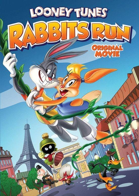 فيلم Looney Tunes: Rabbits Run 2015 مترجم