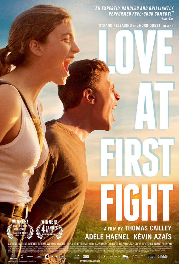 فيلم Love at First Fight 2014 مترجم