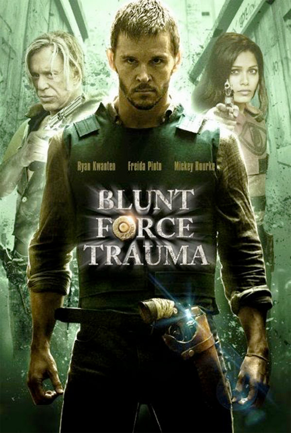 فيلم Blunt Force Trauma 2015 مترجم