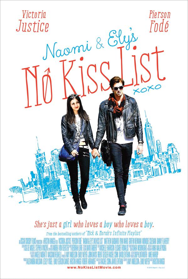 فيلم Naomi and Elys No Kiss List 2015 مترجم